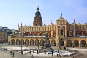 Lonja de los Paños (Cloth Hall) - Cracovia