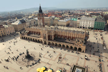 Vieille ville de Cracovie