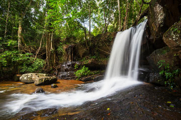Kbal Spean (River of a Thousand Lingas)