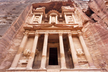 The Treasury (Al Khazneh), Jordan