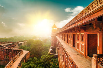 Agra Fort, North India
