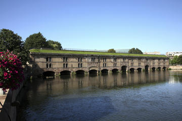 Vauban Dam (Barrage Vauban)