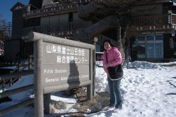 Mt Fuji's 5th Station