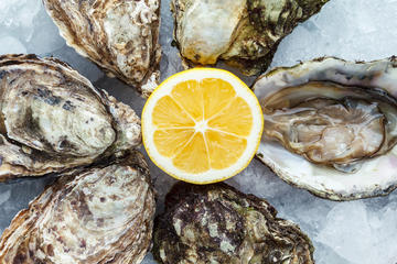 A Taste of Arcachon Oysters