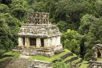 Chiapas Archaeological Sites