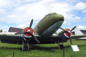 Monino Central Air Force Museum