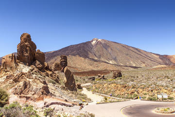 Hiking Mt Teide