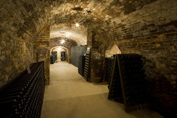 Moët and Chandon Champagne Cellars, Champagne
