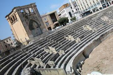 Lecce Roman Amphitheatre