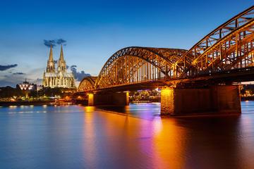 Ponte Hohenzollern (Hohenzollernbrücke)