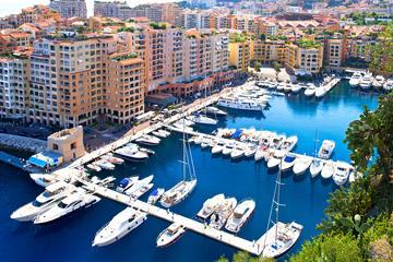 Monaco from Nice