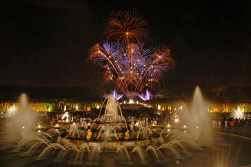Summer at Versailles: Musical Fountain Shows and Fireworks