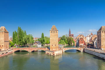 Strasbourg Covered Bridges, Alsace