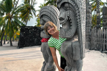 Parque Nacional Histórico Pu'uhonua o Honaunau