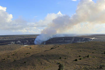 Observatório de Vulcões no Havaí