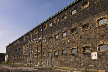 Crumlin Road Jail