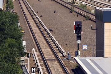Gleis 17, Grunewald
