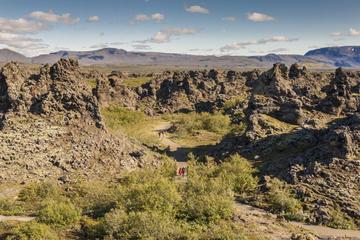 Dimmuborgir , North Iceland