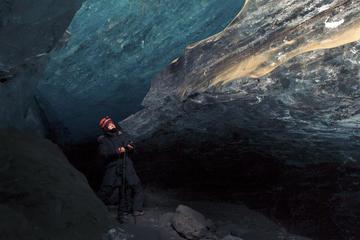 Leidarendi Lava Caves, Iceland