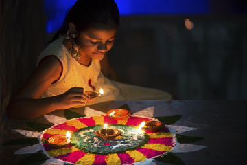 How to Experience the Diwali Festival of Lights in India