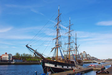 Tall Ship Jeanie Johnston e o Museu da Fome