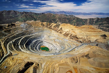 Kennecott's Copper Mine
