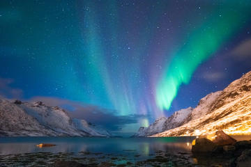 High Quality Seeing The Northern Lights In Norway