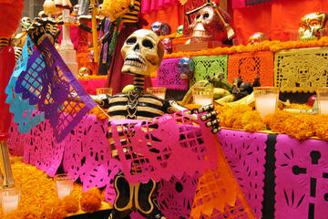 Celebrating Day of the Dead in Mexico and Latin America