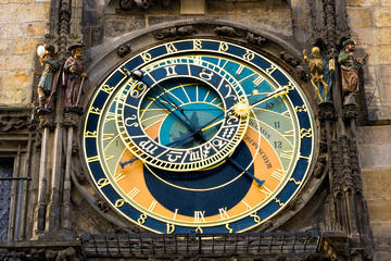 Prague Astronomical Clock (Prague Orloj)