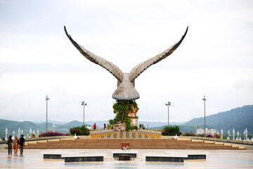 Eagle Square (Dataran Lang)