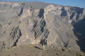 Wadi Ghul (Oman's Grand Canyon)