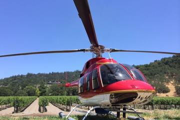 Helicopter Tours in San Francisco