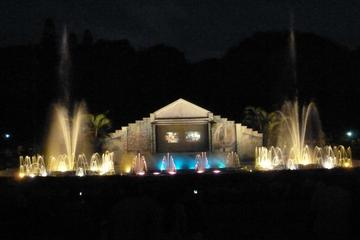 Indira Gandhi Musical Fountain, Bangalore, India