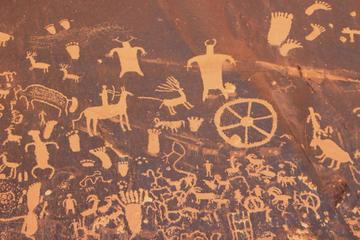 Utah Scenic Byway 279 Rock Art Sites