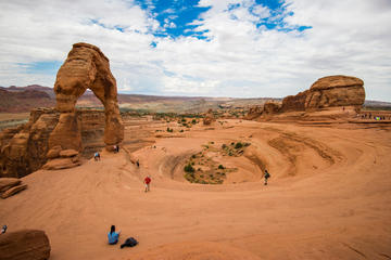 Top Hiking Trails from Moab
