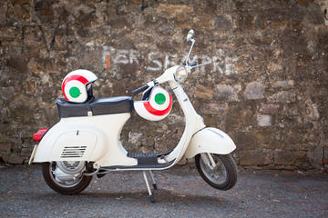 Rome by Vespa & Vintage Fiat