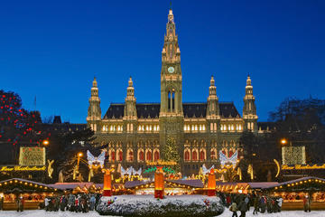 Ways to Celebrate Christmas and New Year's Eve in Vienna