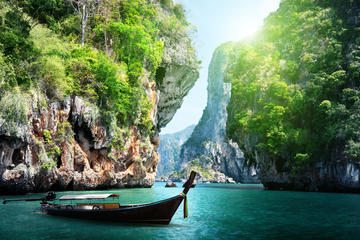 Railay Beach, Southern Thailand