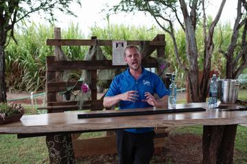 Fazenda Orgânica e Destilaria Ocean Vodka