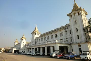 Yangon Central Railway Station