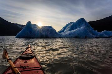 Bear Glacier, Seward