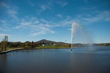 Captain Cook Memorial Fountain, Canberra