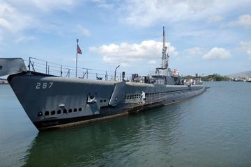 Museu e Parque do Submarino USS Bowfin
