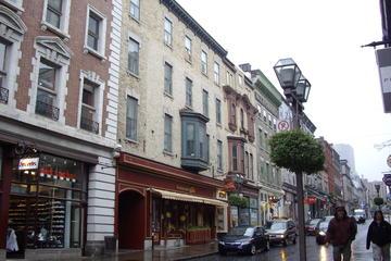 Upper Town (Haute-Ville), Quebec City
