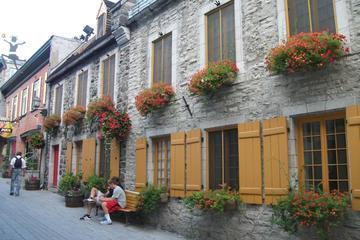 Petit-Champlain, Quebec City
