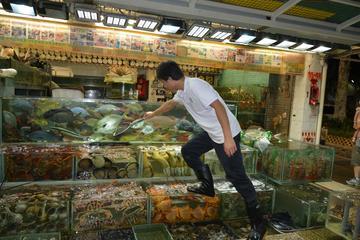 Lei Yu Mun Fish Market