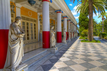 Achillion Palace, Corfu