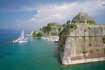 Old Fortress (Palaio Frourio), Corfu