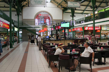 Central Market Hall (Tsentralni Hali)