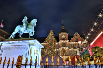 Ways to Celebrate Christmas in Dusseldorf